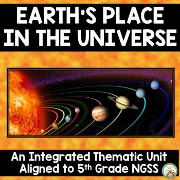 Space Unit:  Solar System and Astronomy