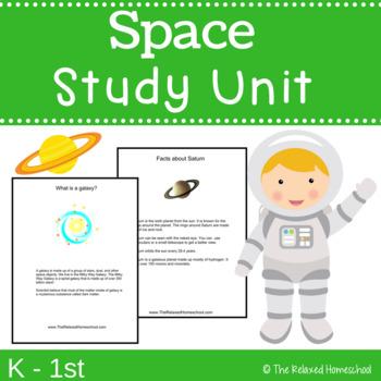 Space Unit Study