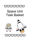 Space Unit Task Basket