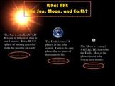 Space Unit -  Instructional Smartboard Lesson - VA SOLs 4.7 & 4.8