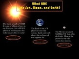 Space Unit -  Instructional Smartboard Lesson - VA SOLs 4.7 & 4.8