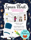 Space Unit - VA Science SOL 3.8, 4.7, 4.8