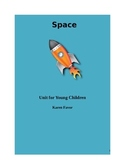 Space Unit for Young Children