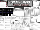 Space Unit from Teacher's Clubhouse