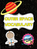 Outer Space Vocabulary!