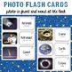 Space Vocabulary 30 Photo Flash Cards with Photo in front and Word at the back