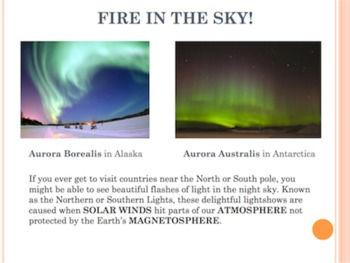 Space Vol. 1 - Sun Stars Galaxy Black Holes - PowerPoint Presentation Slideshow