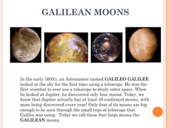 Space Vol. 6 - Jupiter and Saturn - PowerPoint Presentation Slideshow