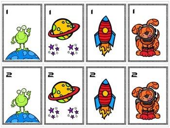 Space Wars Math Games