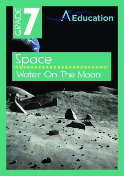 Space - Water On The Moon - Grade 7