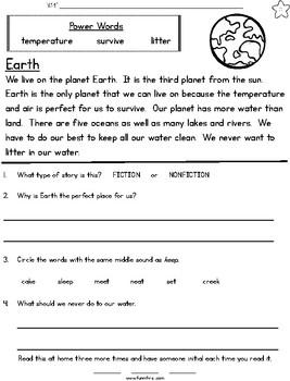 Space Week Long Fluency