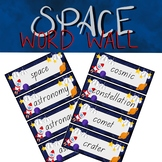 Space Word Wall
