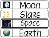 Space Word Walls