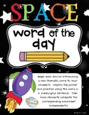 Space Word of the Day