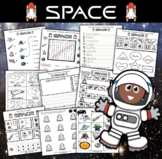 Space Themed Activity Set