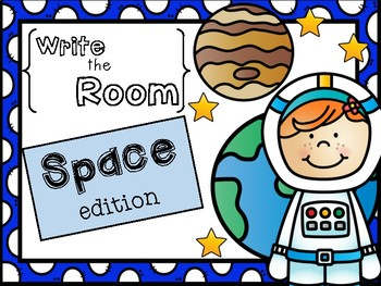 Space- Write the Room