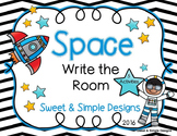 Space Write the Room Activities