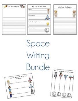 Space Writing Bundle