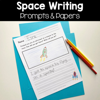 Space Writing!