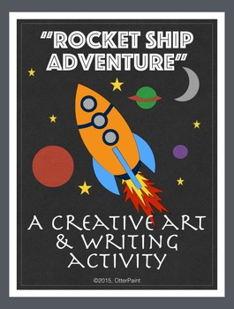 Space Writing and Drawing Activity