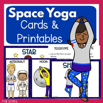 space yoga  clip art kidspink oatmeal movement for