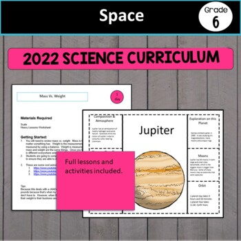 Space and Earth Systems