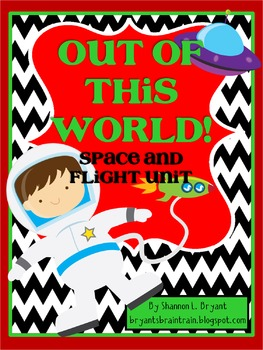 Space, Flight, Stars, and Planets (Astronomy Unit)