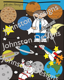 Space and Planet Clipart