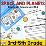Space and Planet Unit | Magic Tree House Integration