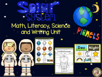 Space and Planets Learning Pack