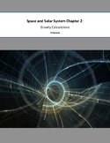 Space and Solar System: Gravity Calculations