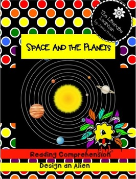 Space and the Planets    Aliens  2nd and 3rd Grades