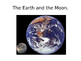 Space and the solar system