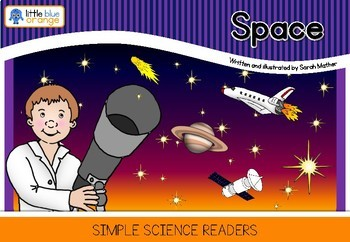 Space book - introducing space