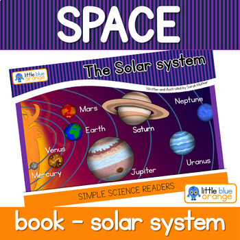 Space book (simple) - the Solar System