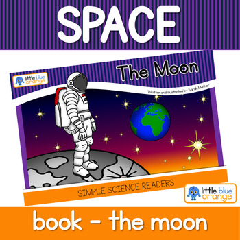 Space book - the Moon