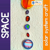 Space craft- solar system mobile