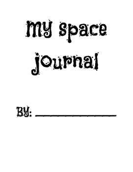 Space journal