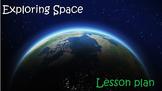 Space lesson plan