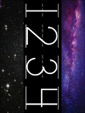 Space numbers 1-20