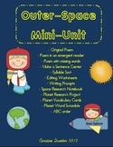 Space poem pack/Mini unit