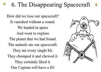 Space songs