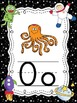 Space themed Alphabet ABC Posters