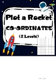 Space themed Coordinates - 2 Levels