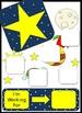 Space themed token board