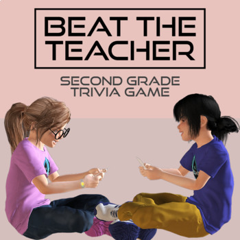 Trivia Game | BEAT THE TEACHER | 2nd Grade Edition