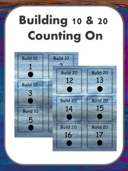 SpaceCore - Making Ten and Twenty - Fluency Center Activity