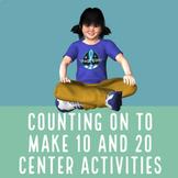 SpaceCore - Making Ten and Twenty - Fluency Center Activity