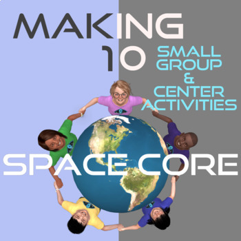SpaceCore - Making Ten With Number Bonds