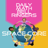 Daily Math Bell Ringers | First Grade STEM Activity